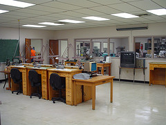 TIJT Watchmakers lathe room